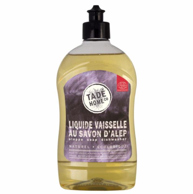 Tadé - dish soap aleppo, Ecocert
