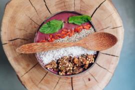 Ontbijt met een Acai bowl