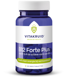 Vitakruid - B12 forte plus