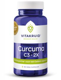 Vitakruid - Curcuma C3 - 2X