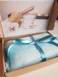 Ontspanning per post - magnesium vlokken cadeau