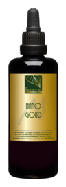 The health factory - Nano Goud 100ml