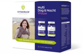 Vitakruid multi dag en nacht vrouw