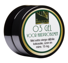 O3 gel huid - 15ml