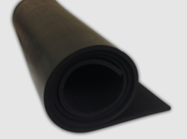 Yoga mat extra dik 9mm en lang 190cm