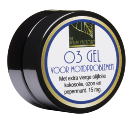 The Health Factory O3 gel mond - 15ml