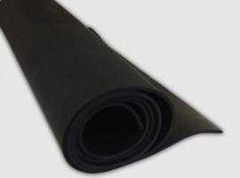 Yoga mat extra lang en dun 5mm dik