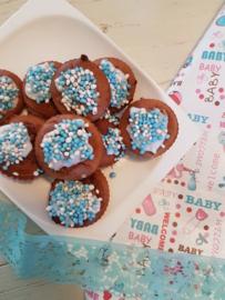 Geboorte cakjes