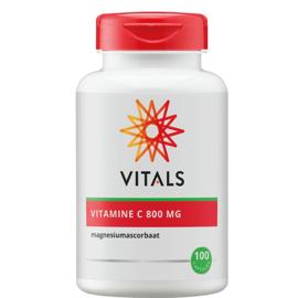 Vitals VITAMINE C CAPSULES + magnesium