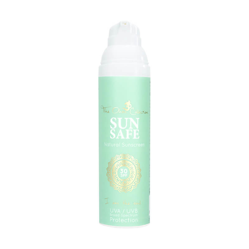 The ohm collection - sun safe zonnebrand factor 30 75ml