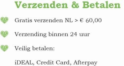 Verzenden & betalen