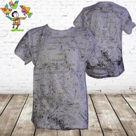 Jongens T-shirt SNC wit 122/128