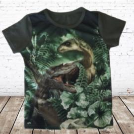 Jongens T-shirt Dinosaurus JM804