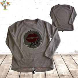Shirts lange mouw 146/152