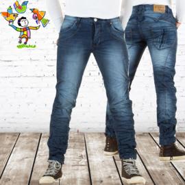 Spijkerbroek man 6021