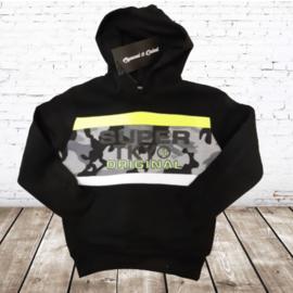Jongens hoodie Original geel