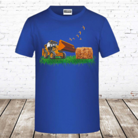 Shirt met trekker