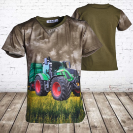 Tractor shirt h49