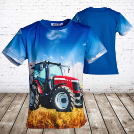 Tractor shirt h53
