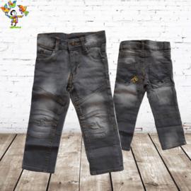Jeans jongen grey 110/116