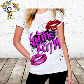Meiden T-shirt Get me