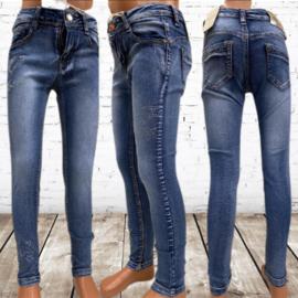 Meisjes jeans met sterren 907