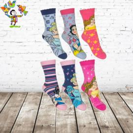 Disney Princess sokken 3-pak