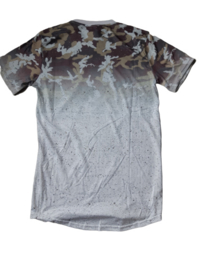 T-shirt Cabin army wit