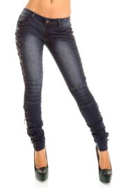 Jeans laulia dark blue