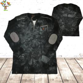 Sweatshirt zwart  L