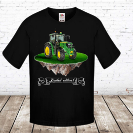 Trekker t-shirt JD plateau Limited
