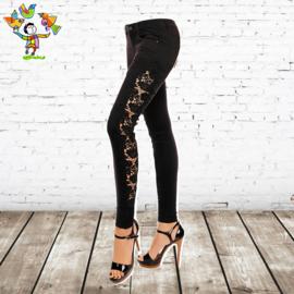 Dames broek zwart Laulia 4d66
