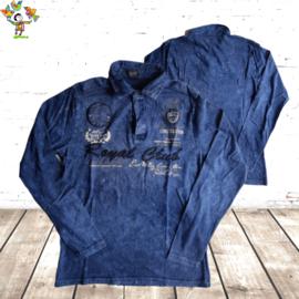Polo Royal Club donkerblauw M