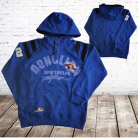 Hoodie blauw chilong 16