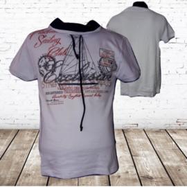 Heren shirt Exclusive wit  XXL