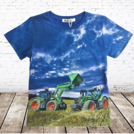Tractor shirt h63