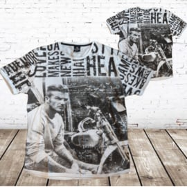 Heren shirt Beckham