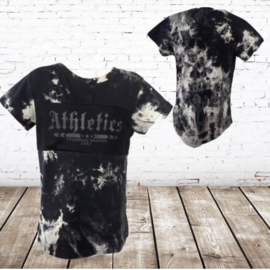 T-shirt athletics creme