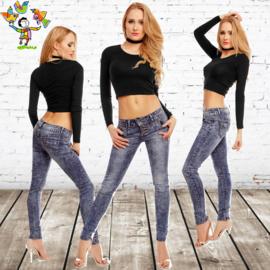 Dames jeans Best Emilie D6036 Dark Blue