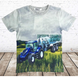 Tractor shirt h45