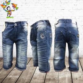 Jongens jeans bermuda 397 14