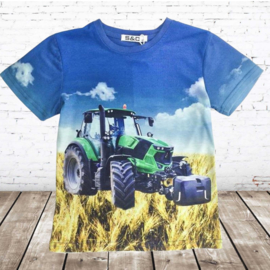 Tractor shirt h39