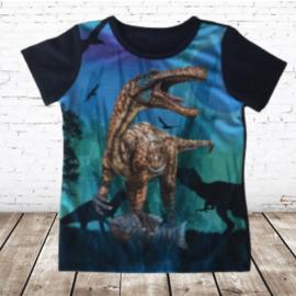 Dino shirt blauw JM807