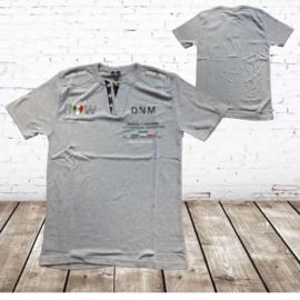 Grijs t-shirt DNM style