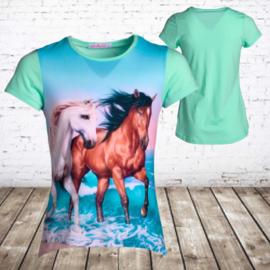 Shirt met paard J07