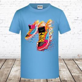 Jongens t shirt shoes