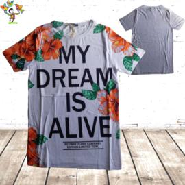 Heren t-shirt My Dream