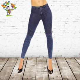 Jeans dames Laulia A001 Dark Blue