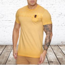T shirt violento zacht geel