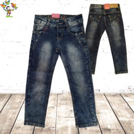 Meisjes spijkerbroek 2116 6